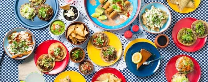 Mexican Food Kensington Delivery