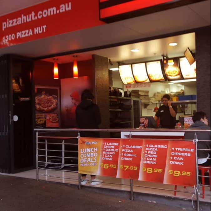 rules regulation in pizza hut
