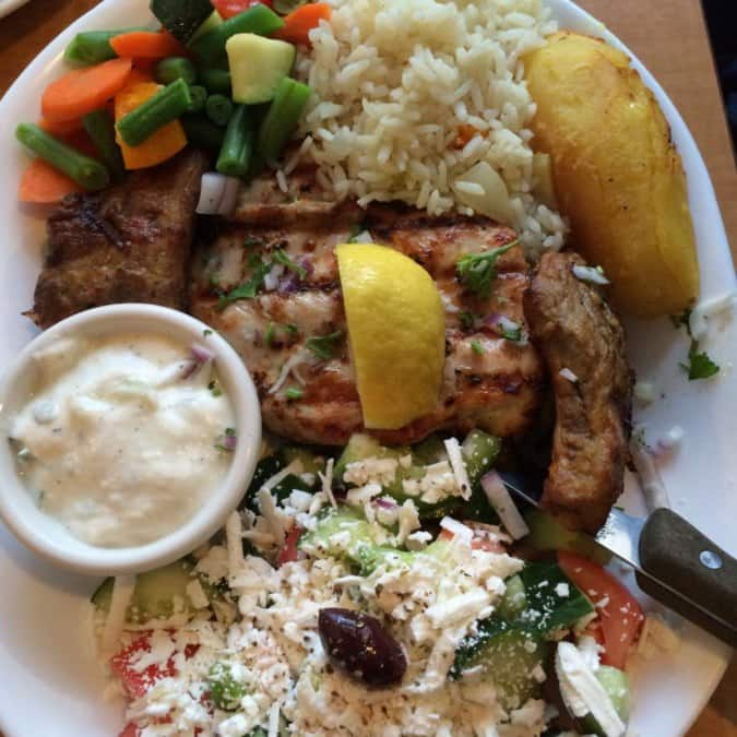 Delivery Greek Food Vancouver
