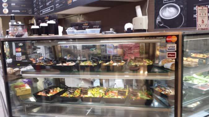 Lush food bar a sydney foto del menu con prezzi for The food bar zomato