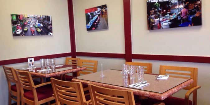 Kent Wa Thai Restaurants