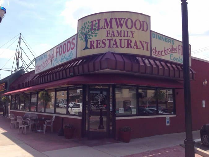 Elmwood Family Restaurant Park Chicago
