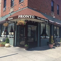 Pronto Pizzeria And Fine Italian Dining Astoria New York