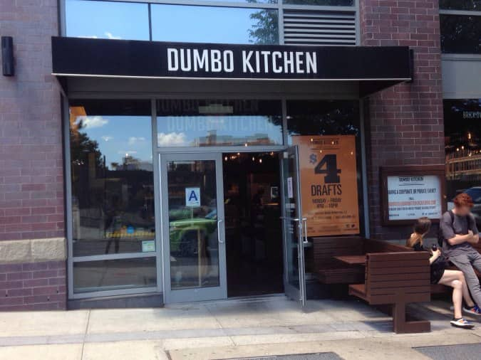 Gentil Dumbo Kitchen, Brooklyn, New York City   Urbanspoon/Zomato