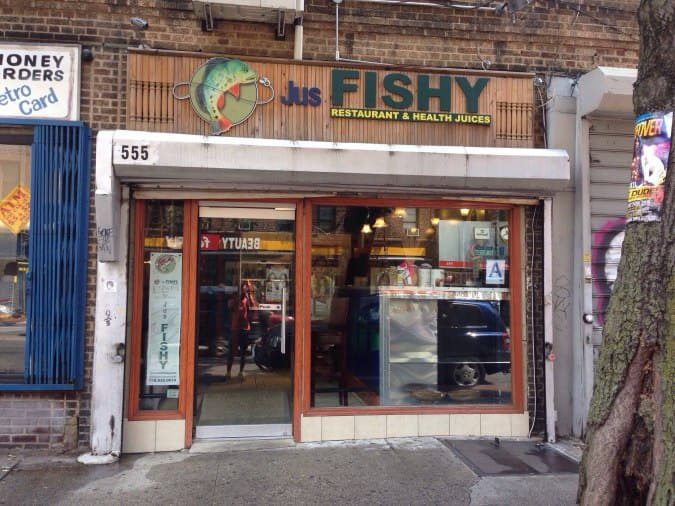 Jus Fishy Menu Menu For Jus Fishy Prospect Lefferts Gardens New York City Urbanspoon Zomato