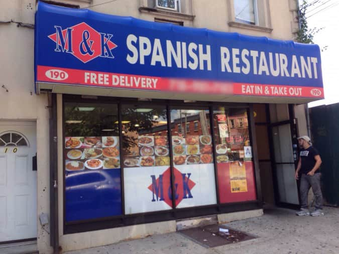 Spanish Food Delivery Staten Island