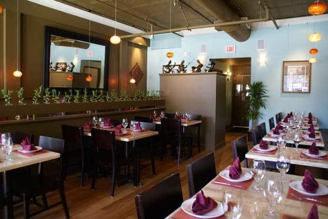 Thai Restaurants Boston Financial District