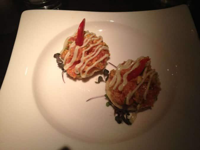 Koi menu menu for koi melrose los angeles urbanspoon for Koi restaurant los angeles