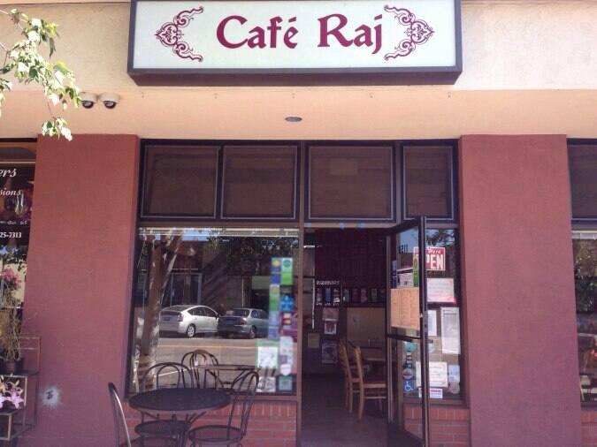 Cafe Raj Albany Menu