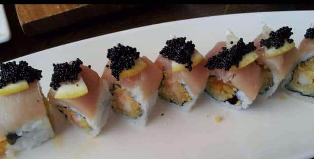 Christine 39 s review for aka sushi house upper kirby for Aka japanese cuisine houston