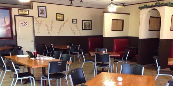 Asian Thai Restaurant 50