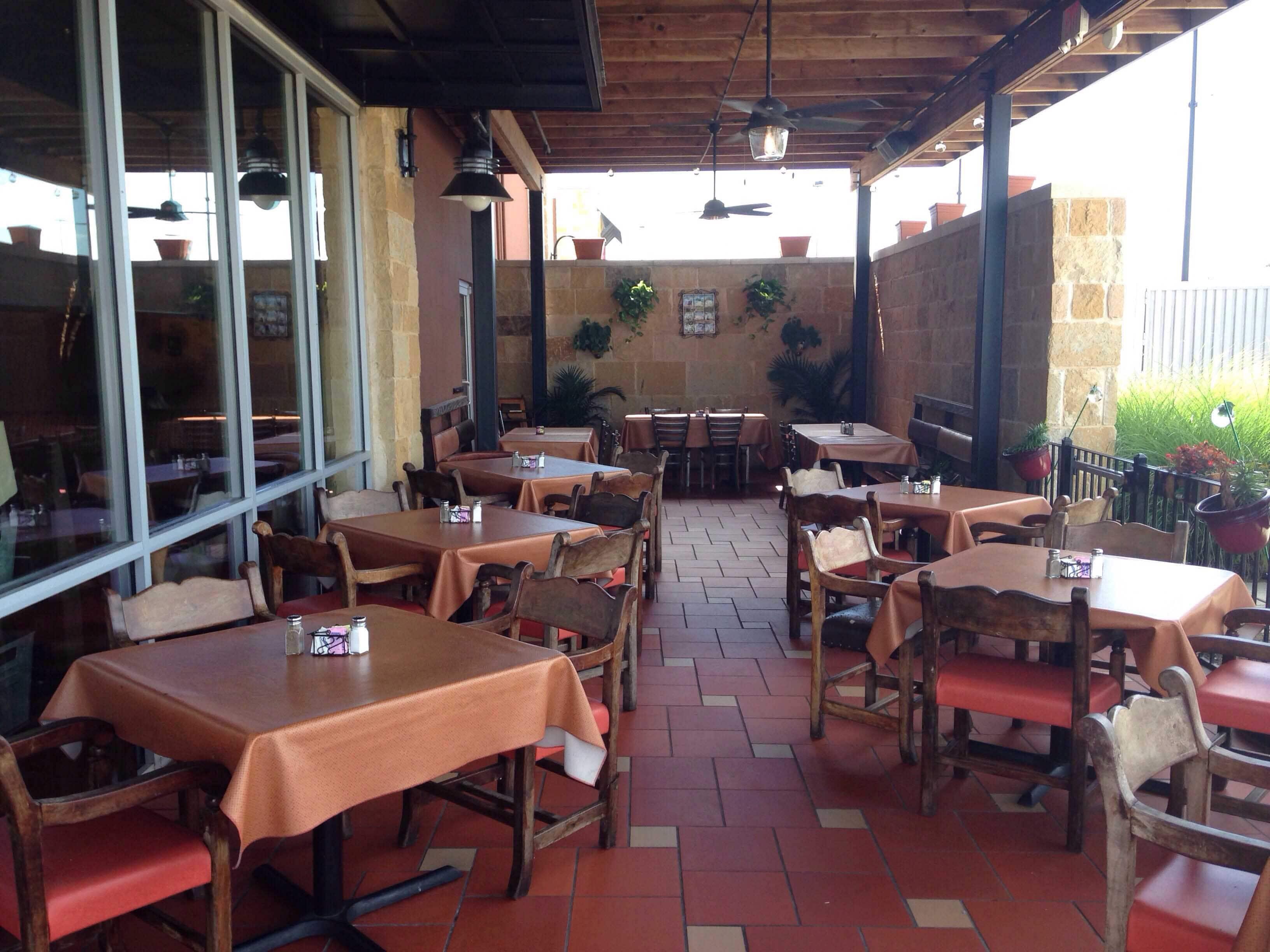 Villa Grande Mexican Restaurant Denton