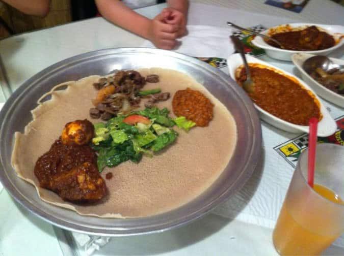 Ethiopian Restaurant Orange County Ca