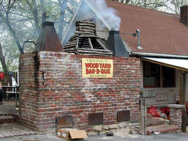 Woodyard Bar B Que Kansas City Kansas City Kansas