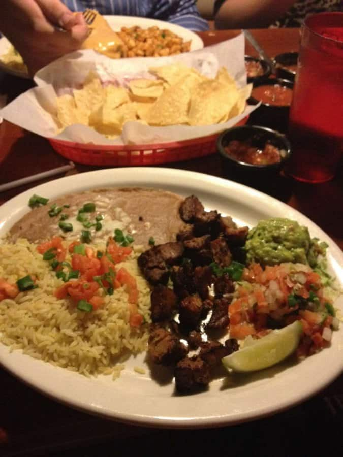 Mexican Food Places In Tulsa