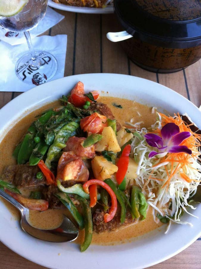Thai Food Delivery Charleston