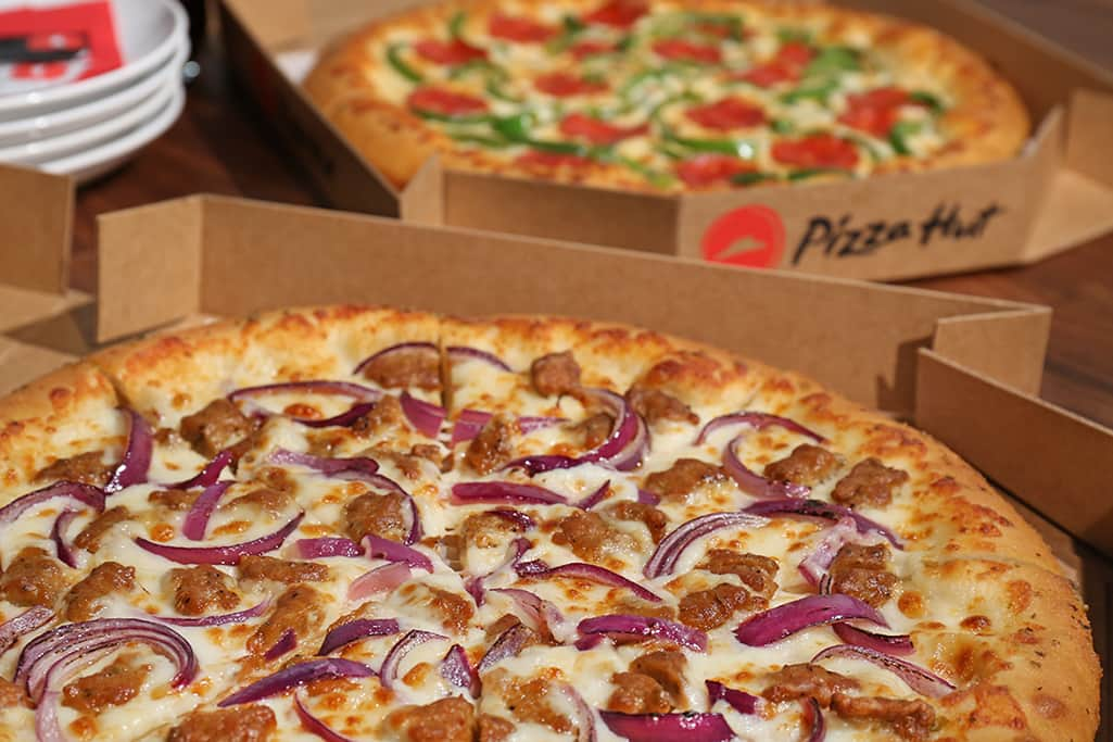 Pizza Hut South Padre Island Brownsville
