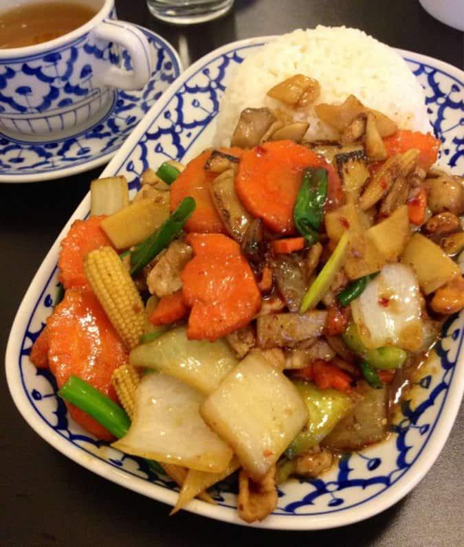 Thai Food Keizer Oregon