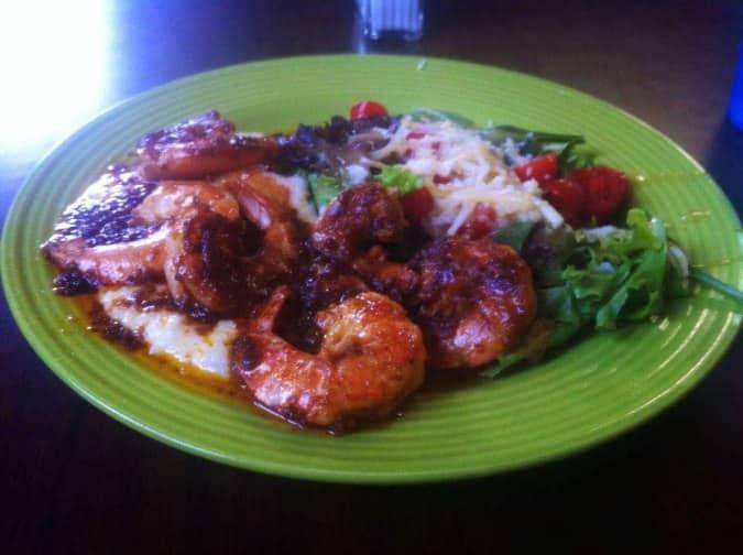 Blue Southern Comfort Food Shreveport Menu