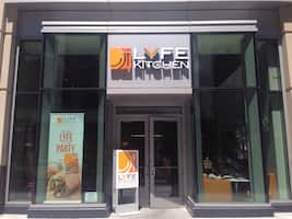 Lyfe Kitchen Streeterville Chicago Urbanspoon Zomato