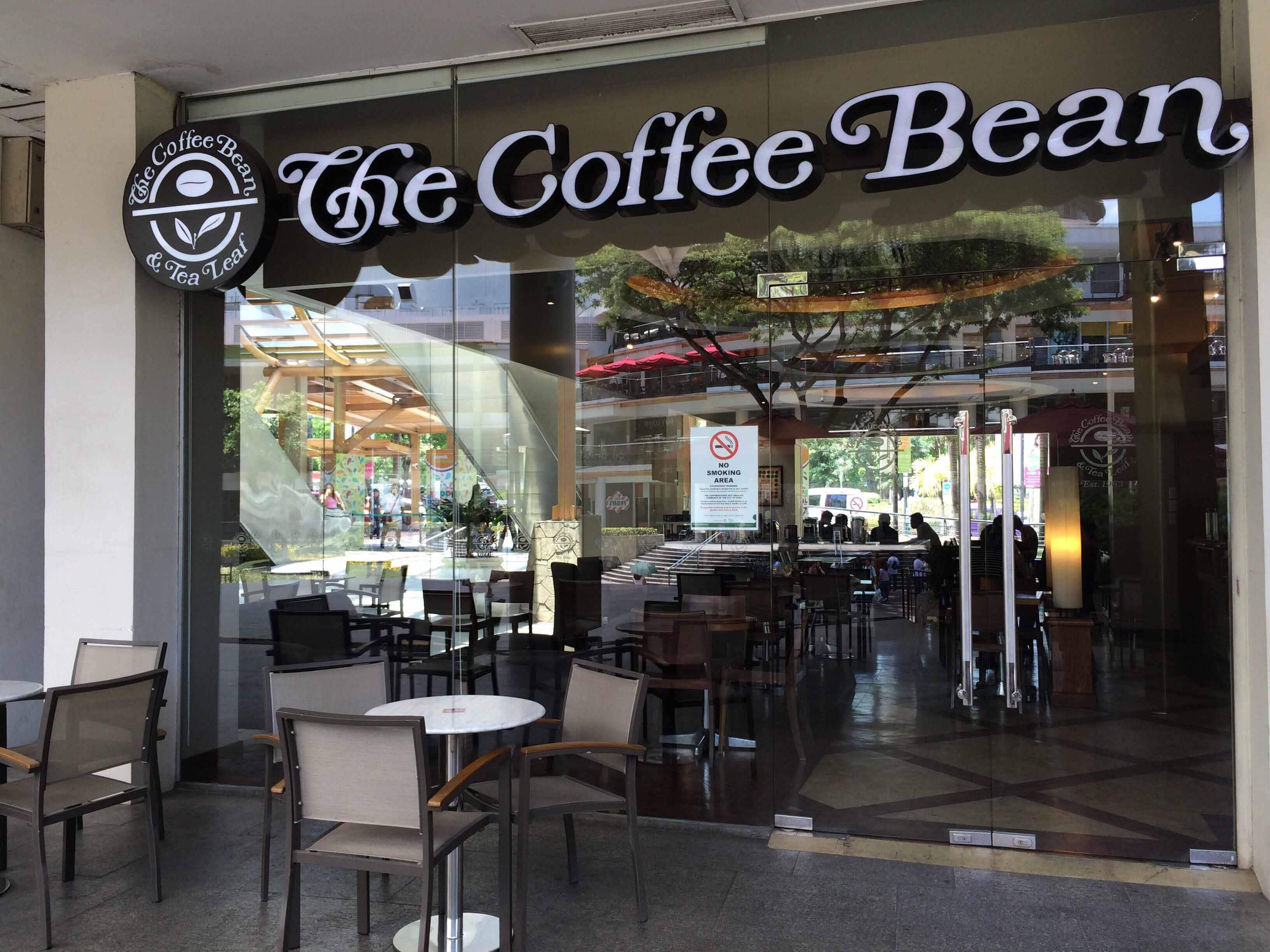 The Coffee Bean Tea Leaf Cebu Business Park Cebu City Zomato
