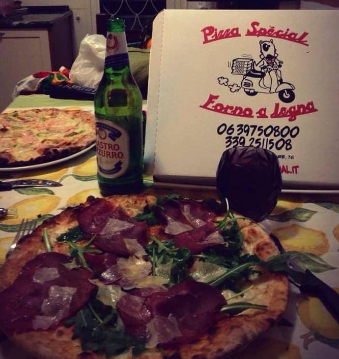 Pizza Special Menu Menu For Pizza Special Aurelia Roma