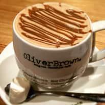 Oliver Brown Belgian Chocolate Cafe   Westfield Garden City, Level 2, Corner Logan and Kessels Road, Upper Mount Gravatt, Brisbane   +61 7 3349 0271