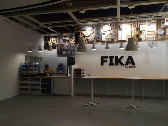 Fika By Ikea Taman Maluri Kuala Lumpur Zomato Malaysia