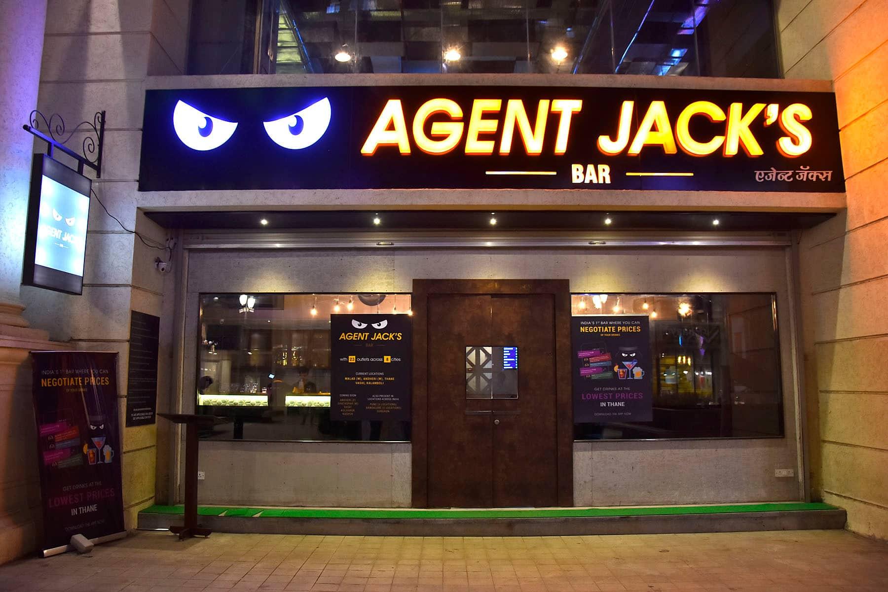 Agent Jack's Bar Franchise