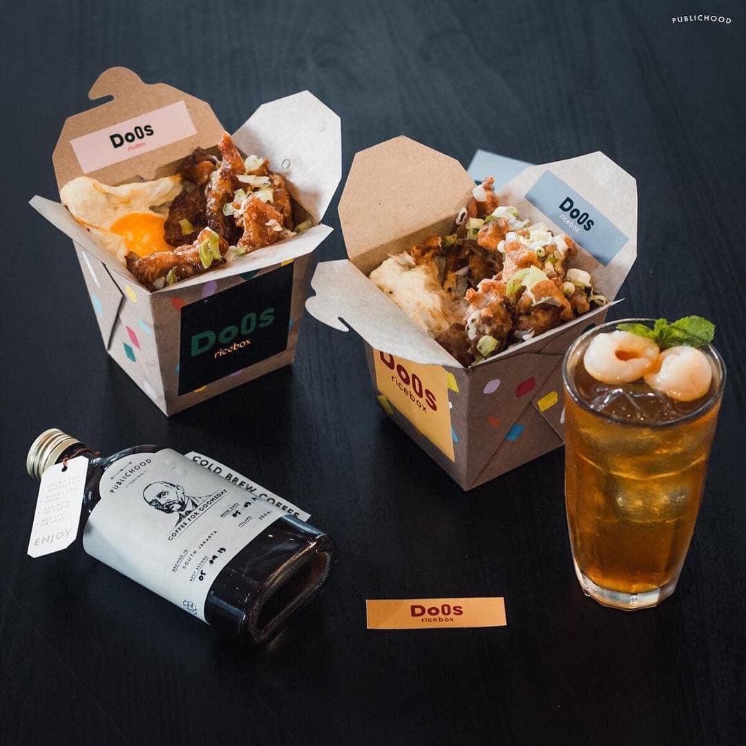 DoOs Rice Box, Kemang, Jakarta | Zomato