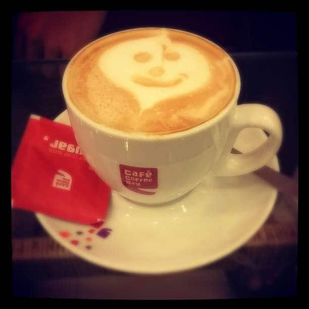 Cafe Coffee Day India Facebook