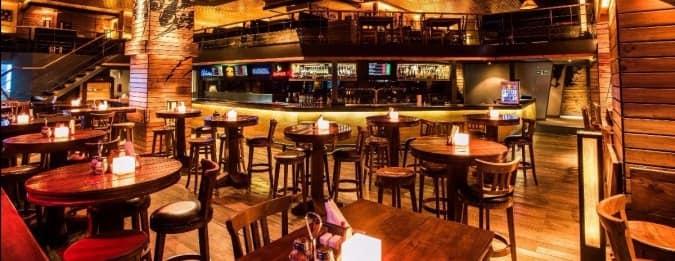 Manhattan Bar Exchange U0026 Brewery, Global Foyer Mall, Golf Course Road,  Gurgaon   Zomato