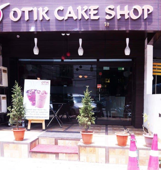 Otik Cake Shop Rajouri Garden