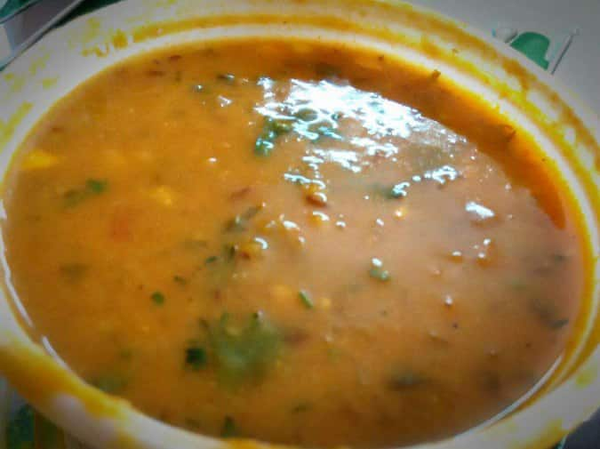 Punjabi Kitchen Whitefield Menu