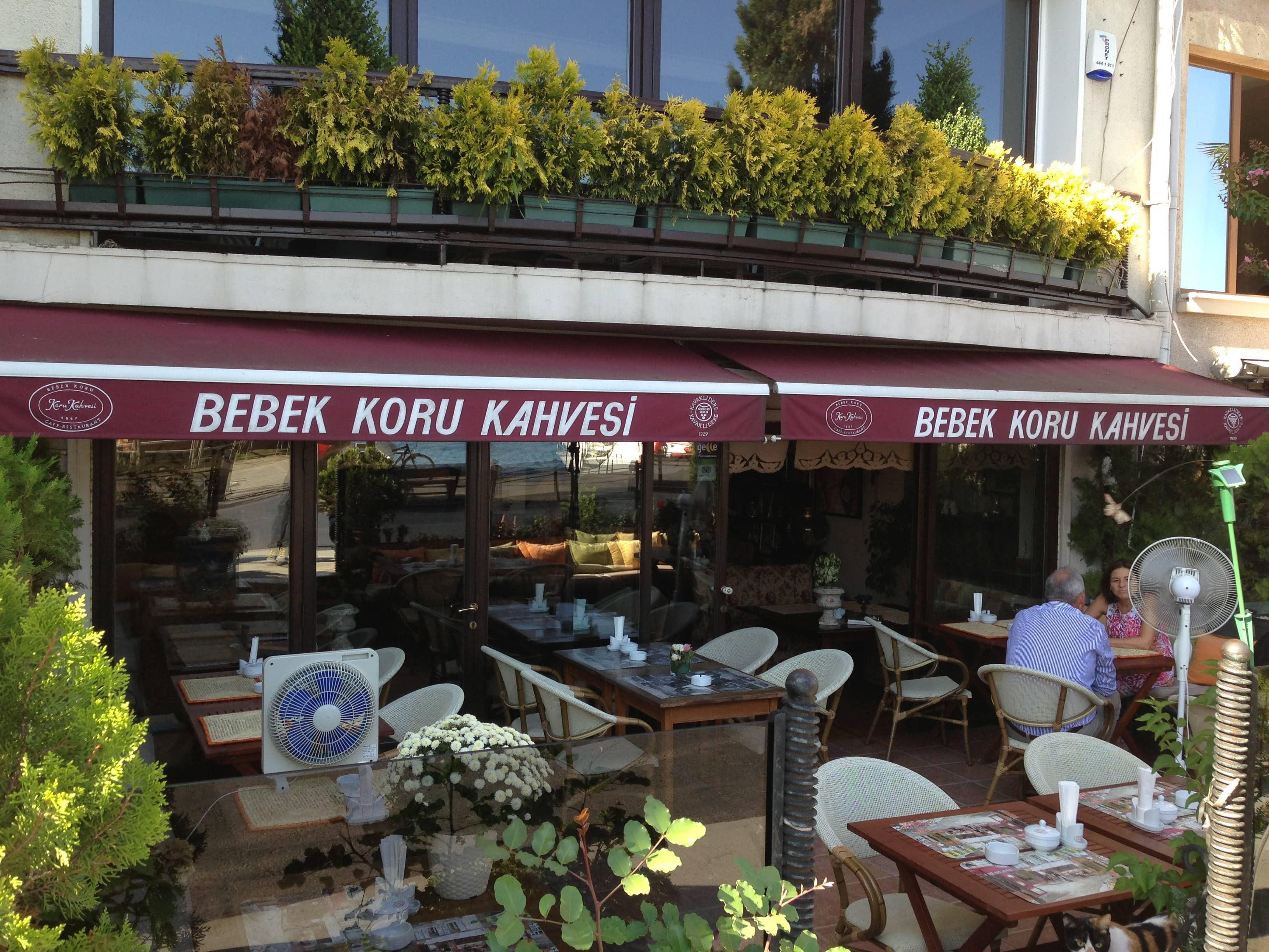 Bebek Koru Kahvesi, Bebek, İstanbul | Zomato