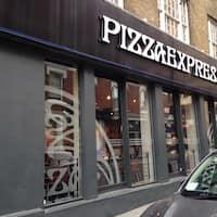 Pizza Express Bow Street Covent Garden London Zomato Uk