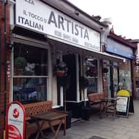 Il tocco d 39 artista north finchley london zomato uk for Pizzeria il tocco