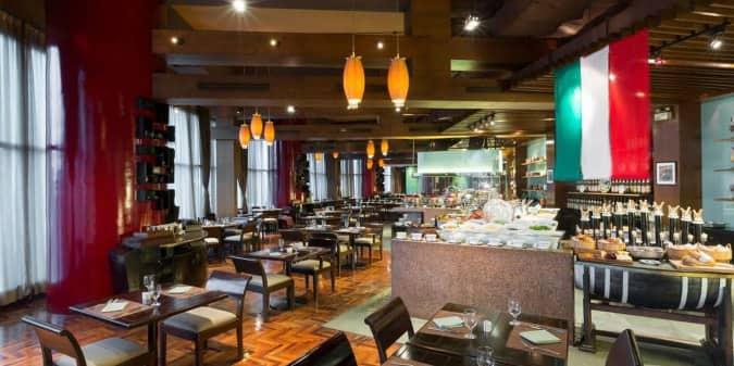 Seven Corners Restaurant Crowne Plaza Manila Galleria 4 2 Ortigas Quezon City Zomato