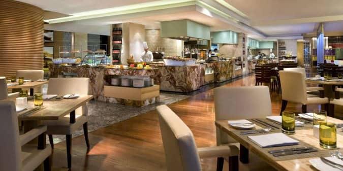 Marriott Cafe - Manila Marriott Hotel Menu - Zomato ...