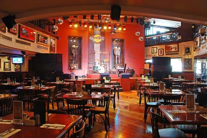 Hard Rock Cafe Makati Glorietta