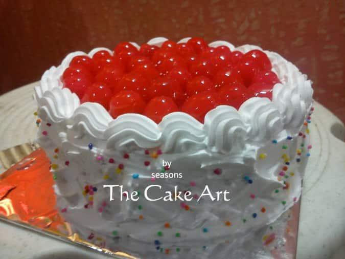 The Cake Art, Baner, Pune - Zomato