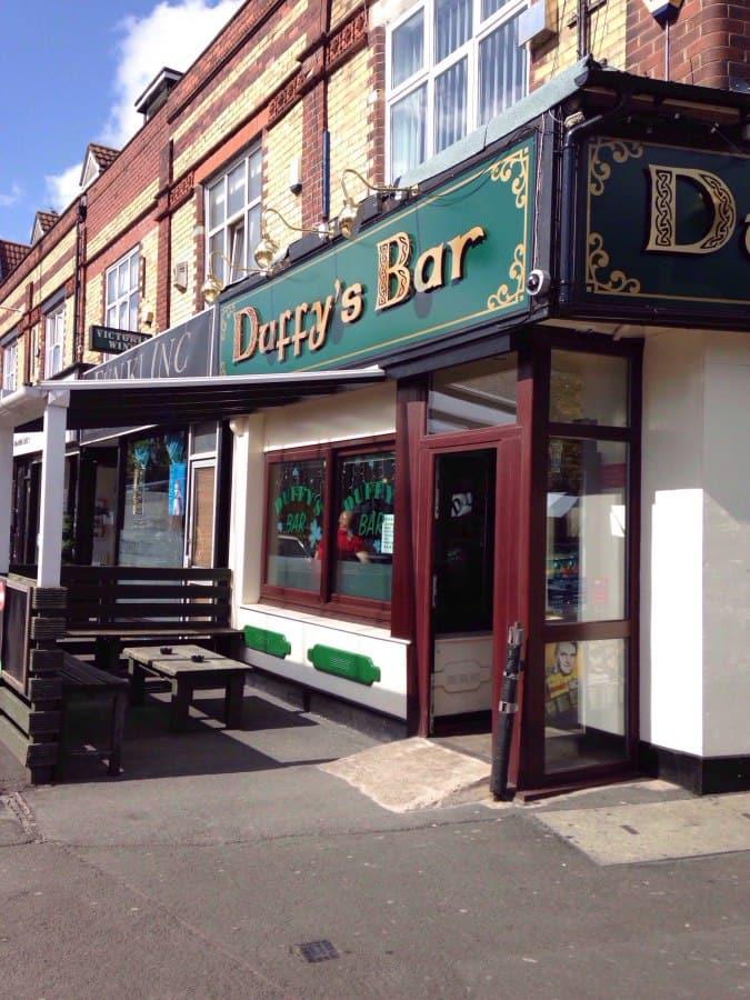 Chorlton bars