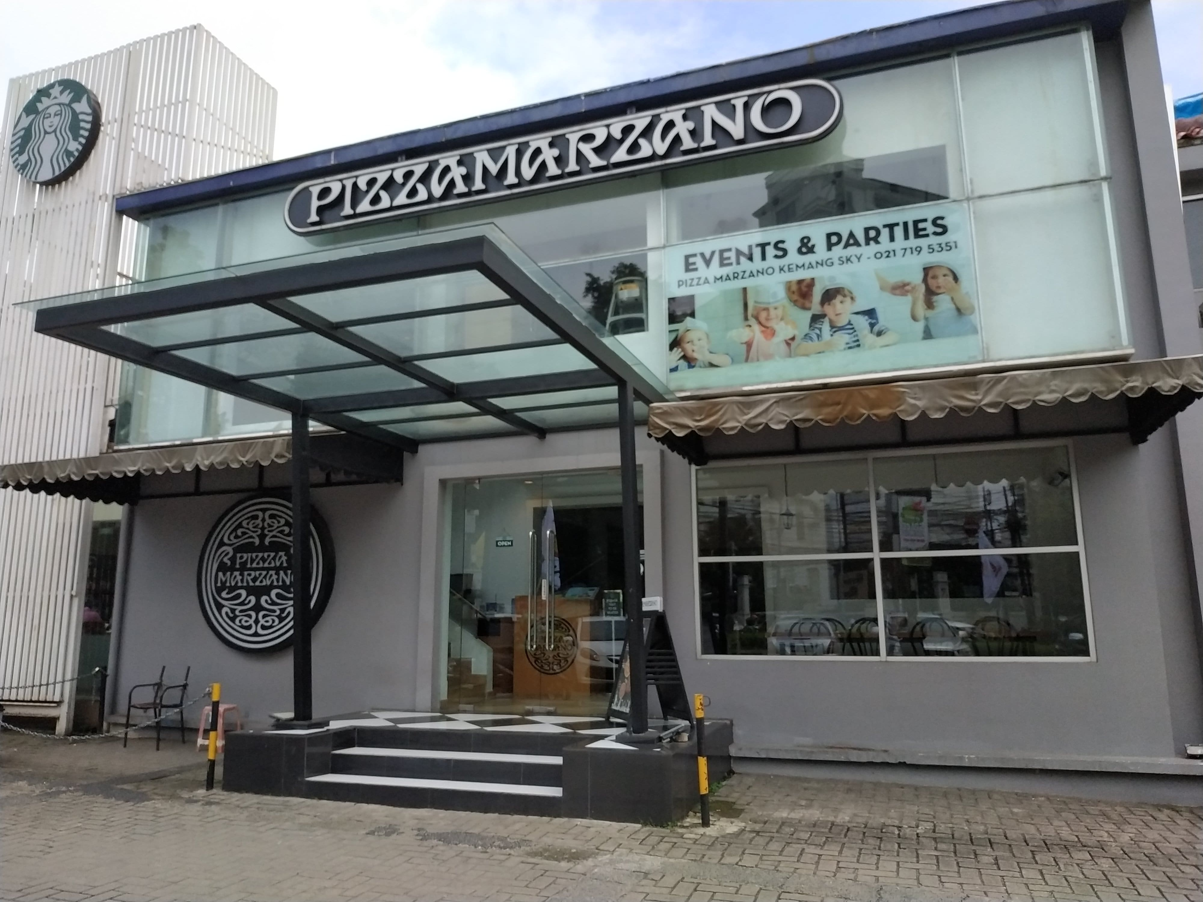 Pizza Marzano Menu Menu For Pizza Marzano Kemang Jakarta