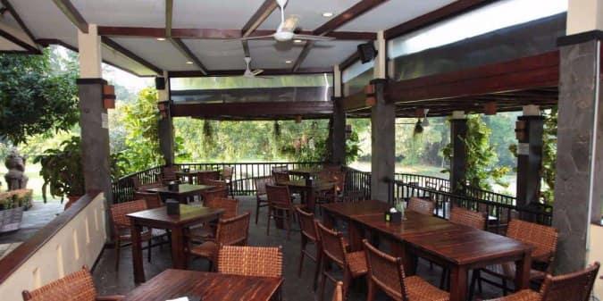 Menu Grand Garden Cafe Bogor