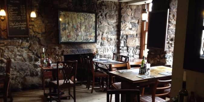 Kings Wark Restaurant Menu
