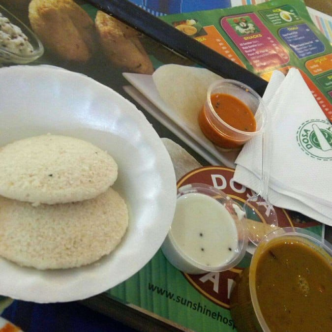 Dosa Planet Phoenix United Mall Alambagh Lucknow Zomato Extraordinary Dosa Pouf