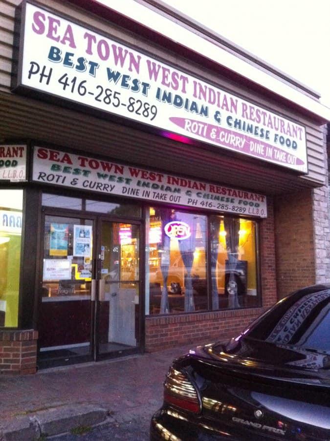 West Indian Restaurant Scarborough