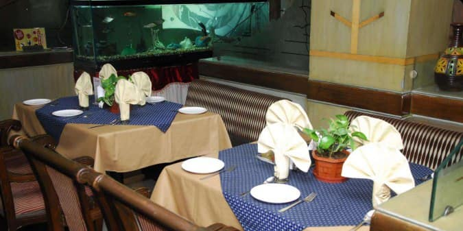 Fishland restaurant ameerpet hyderabad restaurant zomato for Crystal 7 cuisine hyderabad
