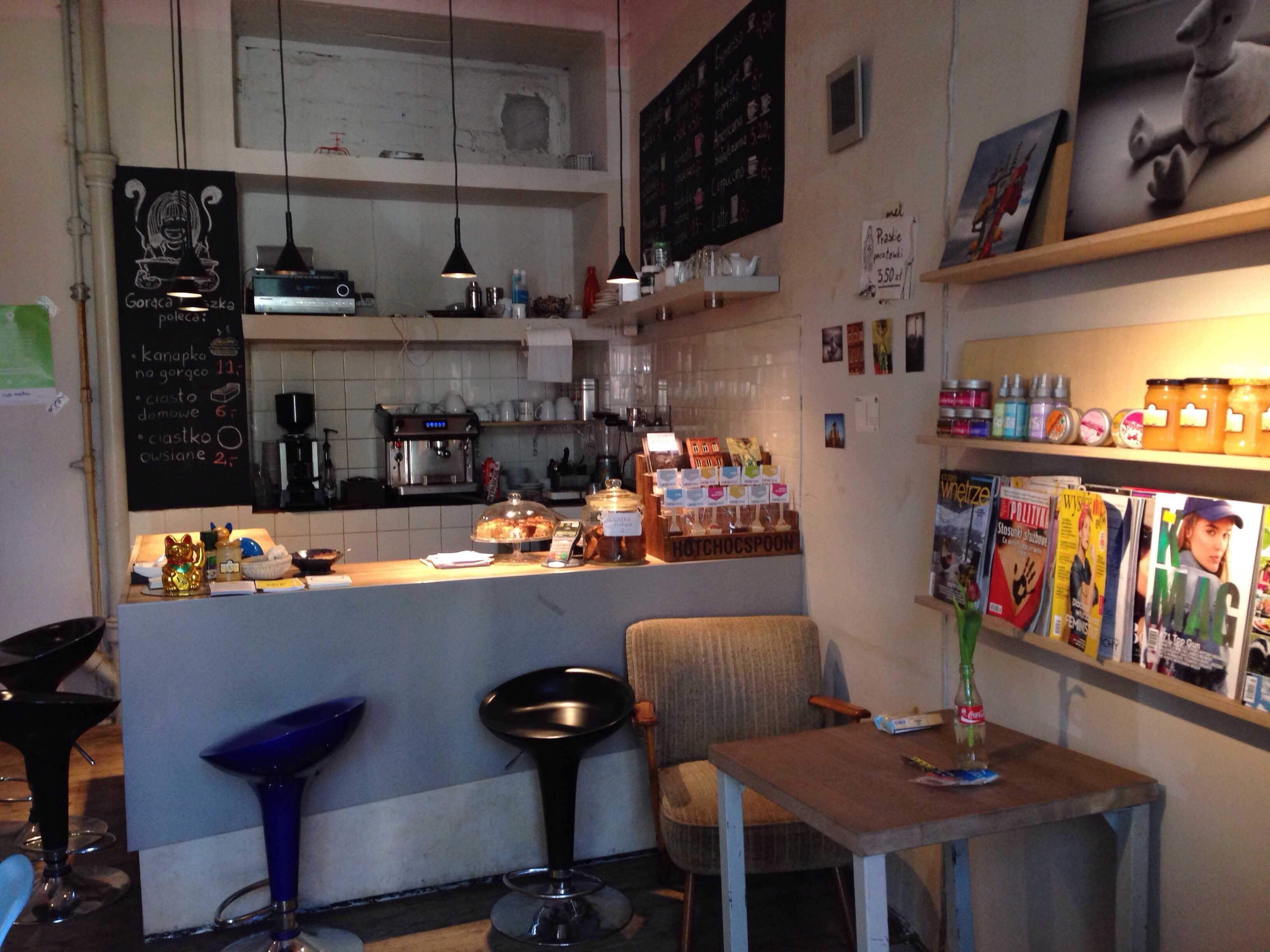 Intymne kawiarnie warszawa