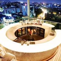Evviva Sky Lounge Crowne Plaza Pune City Centre Bund Garden Road Pune Zomato